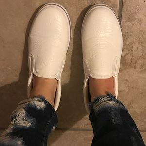 Qupid White Sneakers
